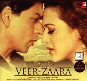 Veer Zaara album cover