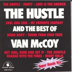 The Hustle And The Best Of album cover