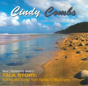 Talk Story With Cindy Combs album cover