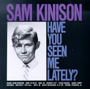 Have You Seen Me Lately album cover