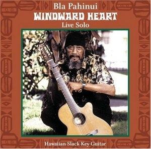 Windward Heart (Live Solo) album cover
