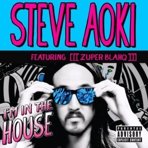 I'm In The House (Single) album cover