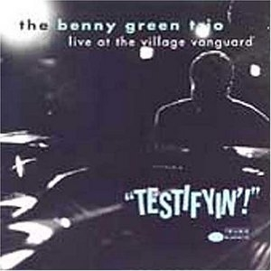 Testifyin'!: Live At The Village Vanguard album cover
