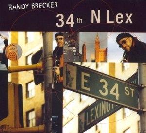 34th N Lex album cover