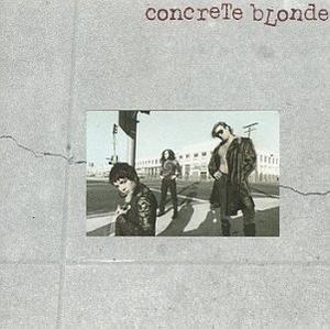 Concrete Blonde album cover