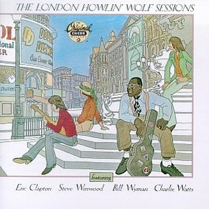 The London Howlin' Wolf Sessions album cover