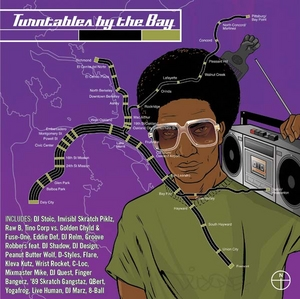 Turntables By The Bay album cover