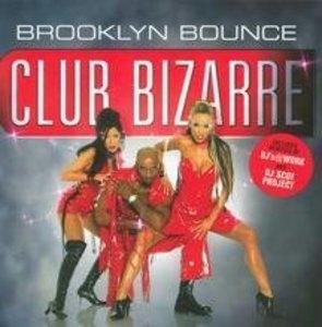 Club Bizarre album cover