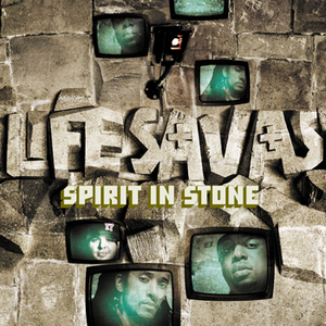 Spirit In Stone album cover