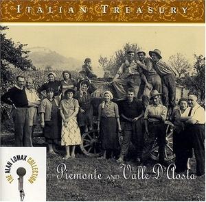 Italian Treasury: Piemonte And Valle D'Aosta album cover