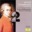 Mozart: Symphonies Nos.35... album cover