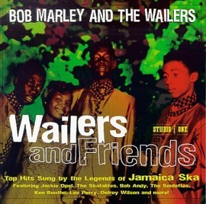 Wailers And Friends album cover