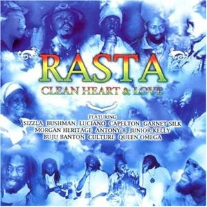 Conscious Rasta: Clean Heart & Love album cover