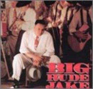 Big Rude Jake album cover