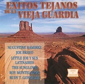 Exitos Tejanos De La Vieja Guardia album cover