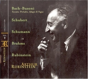 Rubinstein Collection, Vol.8 album cover