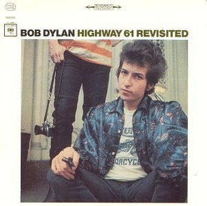 Highway 61 Revisited album cover