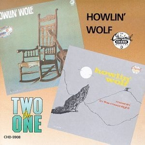 Howlin' Wolf-Moanin' In The Moonlight album cover