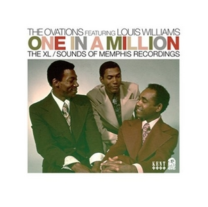 One In A Million: The XL And Sounds Of Memphis Recordings album cover