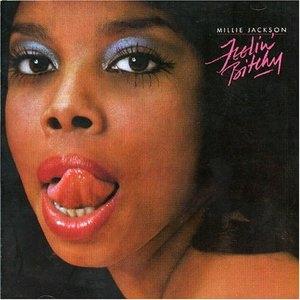 Feelin' Bitchy album cover