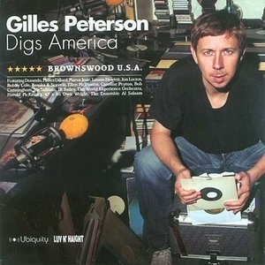 Gilles Peterson Digs America: Brownswood U.S.A. album cover