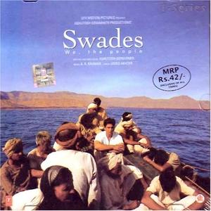 Swades album cover