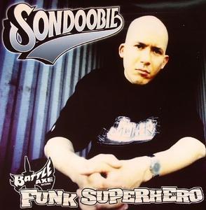 Funk Superhero album cover