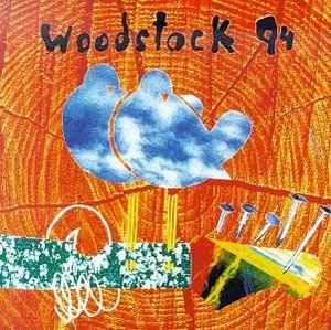 Woodstock '94 album cover