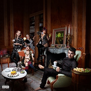 DNCE album cover