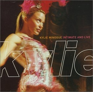 Intimate & Live album cover