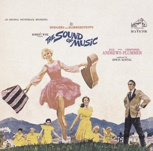 The Sound Of Music: An Original Soundtrack Recording album cover