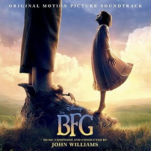 The BFG (Original Motion Picture Soundtrack) album cover