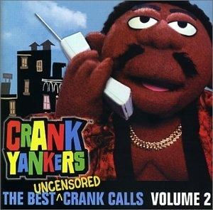 The Best Uncensored Crank Calls Vol.2 album cover