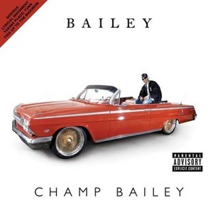 Champ Bailey album cover