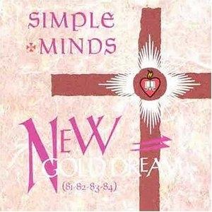 New Gold Dream (81-82-83-84) album cover