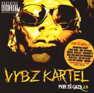 Pon Di Gaza 2.0 album cover
