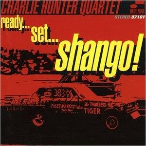 Ready Set Shango album cover