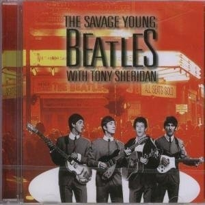 Savage Young Beatles album cover