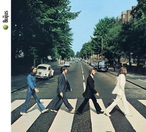 Abbey Road (Remastered) album cover