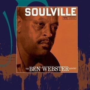 Soulville album cover