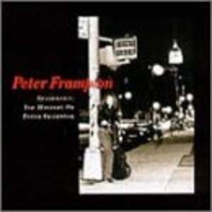 Anthology: The History Of Peter Frampton album cover