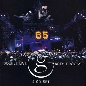 Double Live album cover