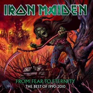 From Fear To Eternity: The Best Of 1990-2010 album cover