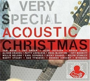 A Very Special Acoustic Christmas album cover