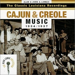 Cajun And Creole Music, Vol. 1: 1934-1937 album cover