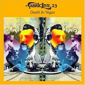 Fabriclive.23 album cover