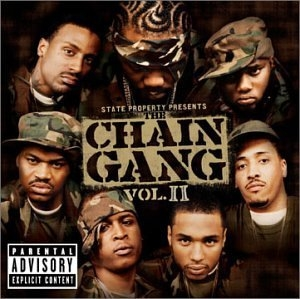 State Property Presents Chain Gang Vol.2 album cover