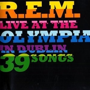 Live At The Olympia album cover