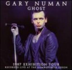 Ghost: 1987 Exhibition Tour album cover
