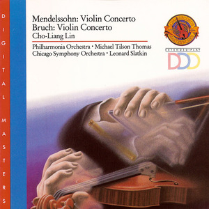 Mendelssohn: Violin Concerto, Bruch: Violin Concerto album cover
